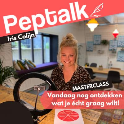 Iris Colijn Peptalks - vierkant